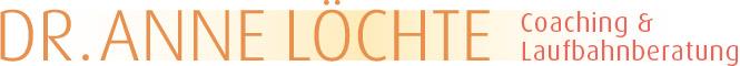 Anne Loechte Caoching und Laufbahnberatung Logo